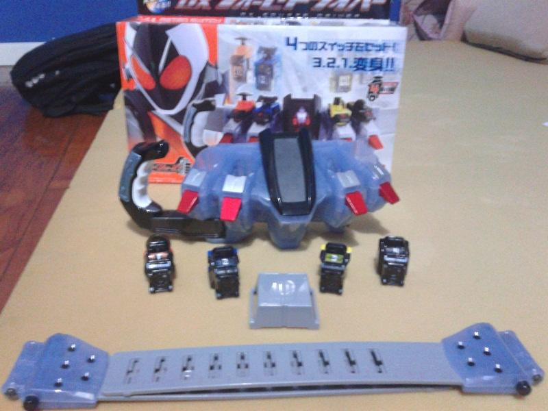 SELL DX FOURZE DRIVER KONDISI MINT 98%