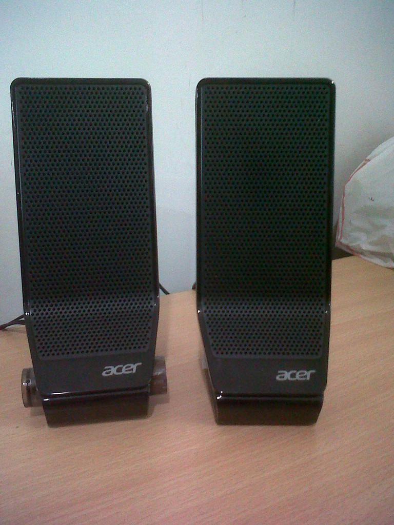 Speaker Acer MS1238UA USB PC Speakers