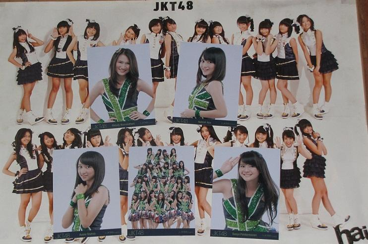 WTS WTT PHOTOPACK JKT48 AMERICAN POP EDITION