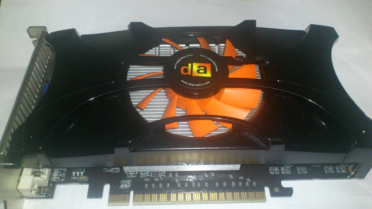 Digital Alliance Nvdia Geforce GTS 450 (baru 2 bulan pemakaian)