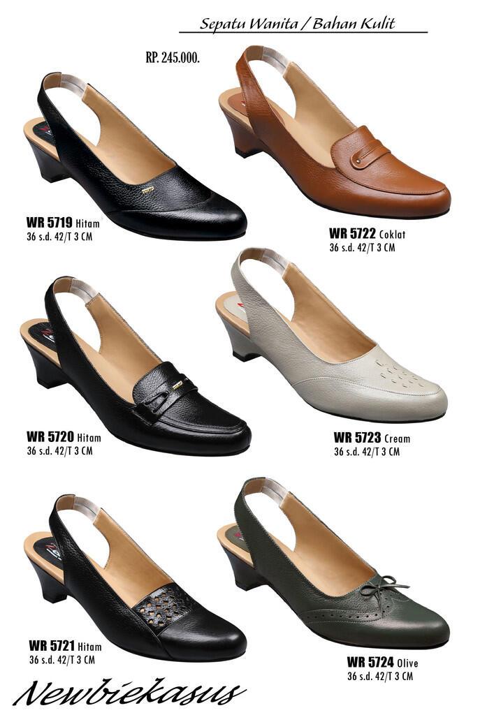 Terjual Aneka sepatu wanita modern 7d9bea2faa