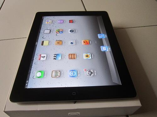 ipad 2 ( 3G + wifi ) 16 gb BLACK ajiiib...MURAH