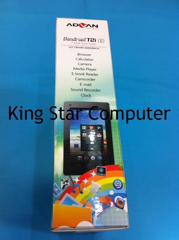 Hot Promo Tablet PC Vandroid T2i II Dual Camera+ Capacitive