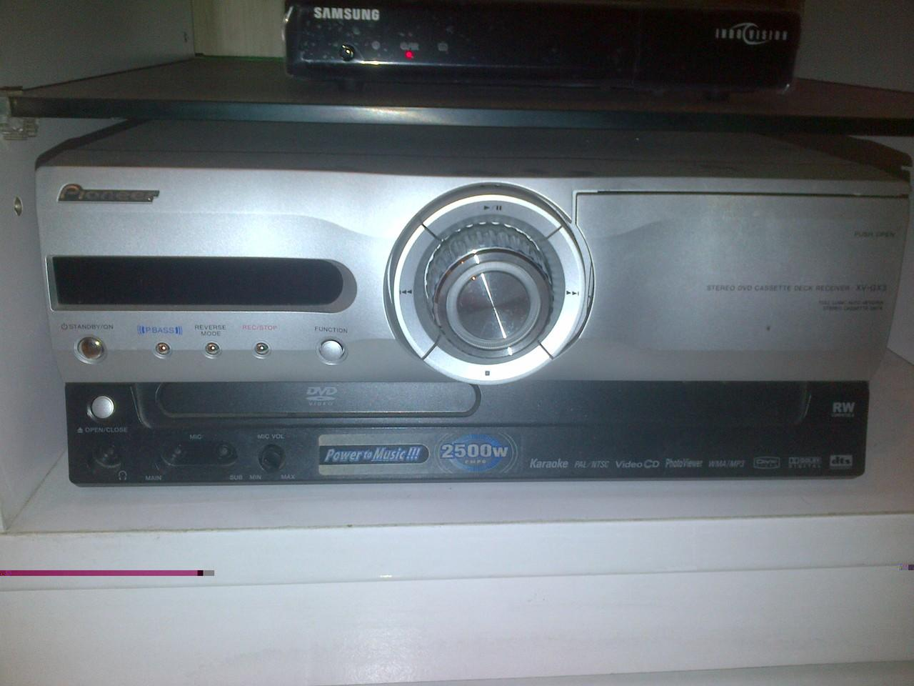 home theater PIONEER
