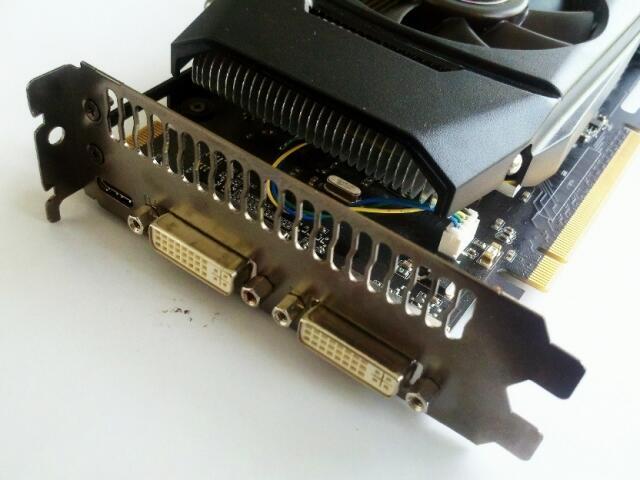 VGA Geforce GTX 560