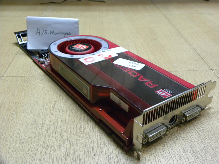 ~(^o^)~ VGA Second / Bata Version (ATI Radeon HD 4870) ~(^o^)~