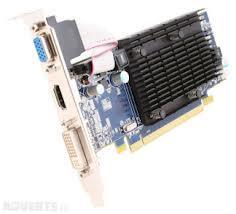 SAPHIRE ATI RADEON 4350 1 GB HM DDR2 64 BIT 7 UNIT (BOGOR)