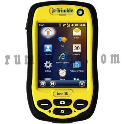GPS TRIMBLE JUNO 3D with TerraSync Standard Software