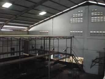 Tanah + Bangunan Ex-Pabrik, Kotabumi, Tangerang