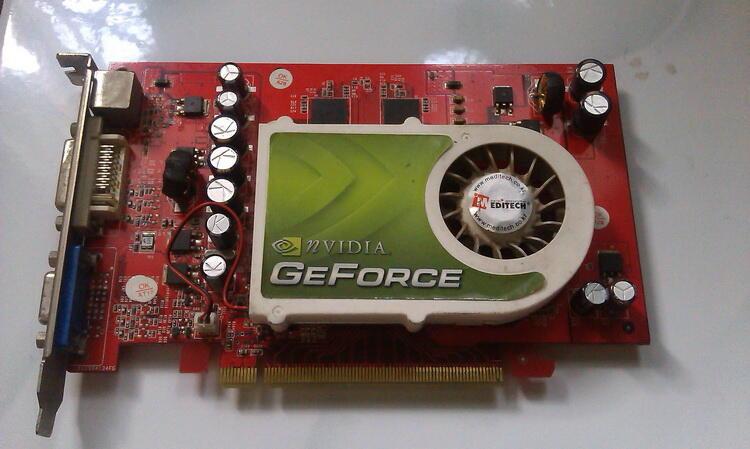 ۞ ★ VGA GeForce 6600LE 128Mb/128Bit -Bandung- ★ ۞™