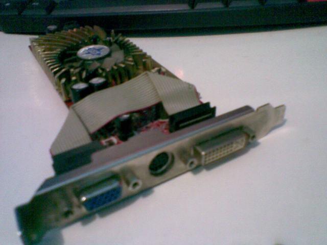 Dijual VGA MSI GeForce 7300 GS