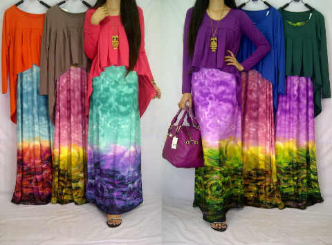 INDONESIAN MODERN STYLES AND MOSLEM FASHION