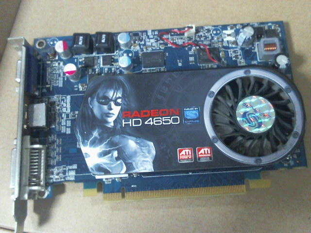 Sapphire HD4650 DDR3 512mb 128 bit, PES 13,DRAGON AGE, Setting high lancaaar