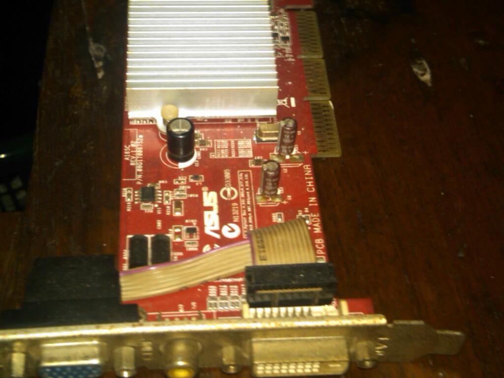 VGA ASUS A9250 128 MB..2nd