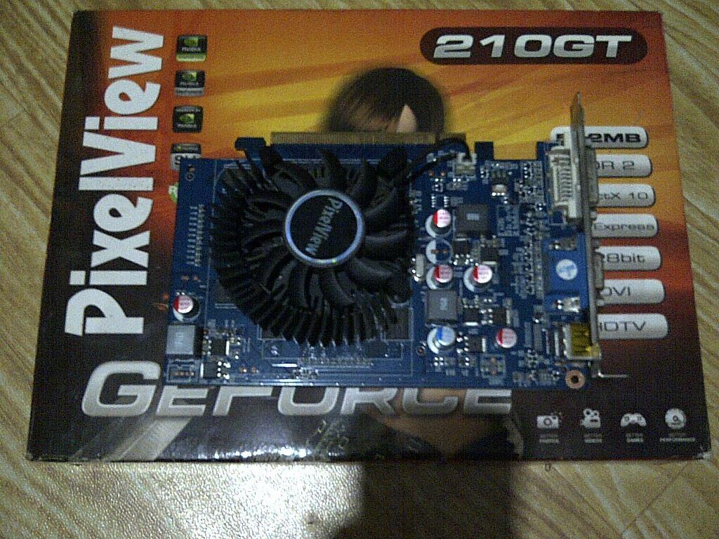 VGA PixelView 210GT 512