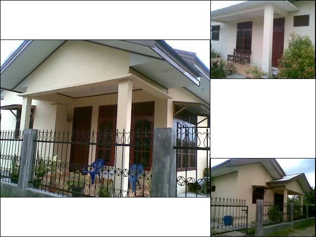 Strategis, Ruko 2 Pintu dan 1 unit Rumah type 108