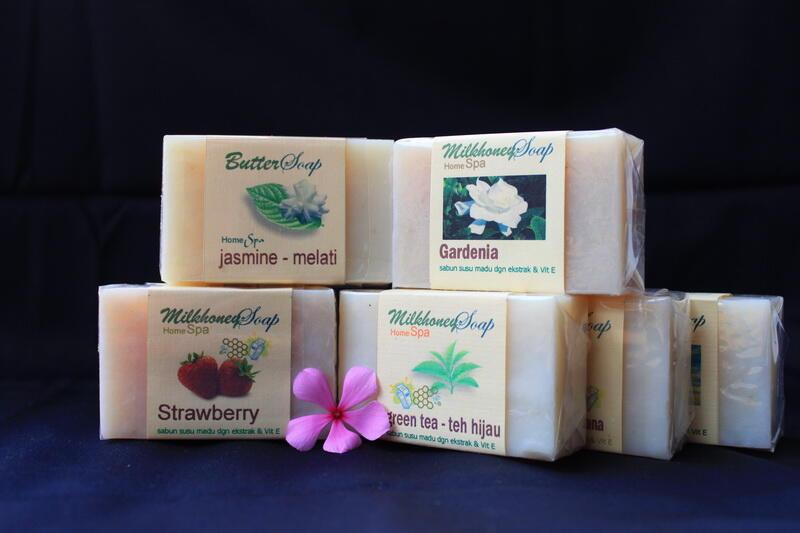 Souvenir Natural Soap