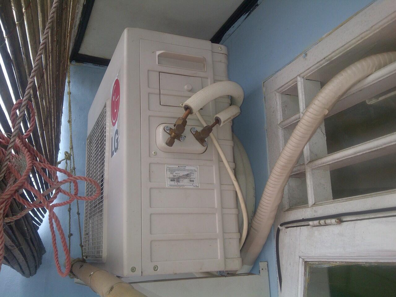AC LG TERMINATOR 1PK anti nyamuk