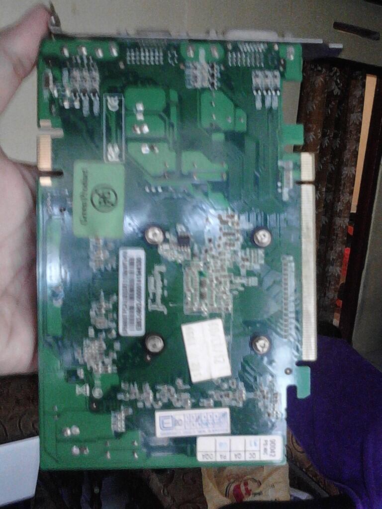 VGA GF9400GT DDR2 512MB DVI GRAPHIC CARD