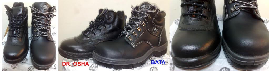 (NEW) SAFETY SHOES / SEPATU SAFETY MEREK BATA, MURAH