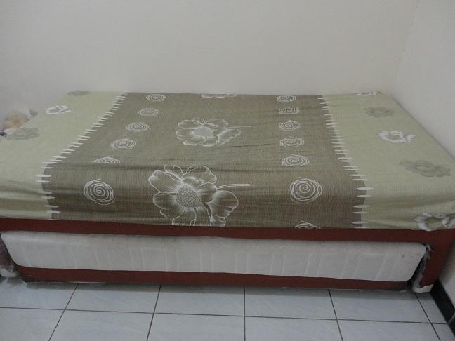 JUAL SPRING BED SINGLE - BRADFORD