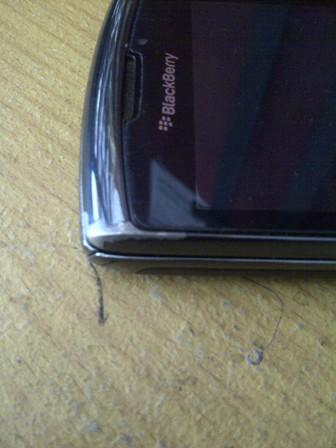 BLACKBERRY 9800 TORCH FULLSET EX GARANSI CTN CUMA 2.05JT