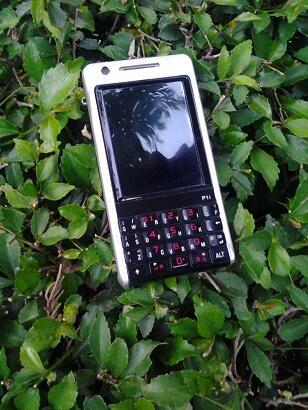 [Repost] Sony Ericsson P1i Jogja