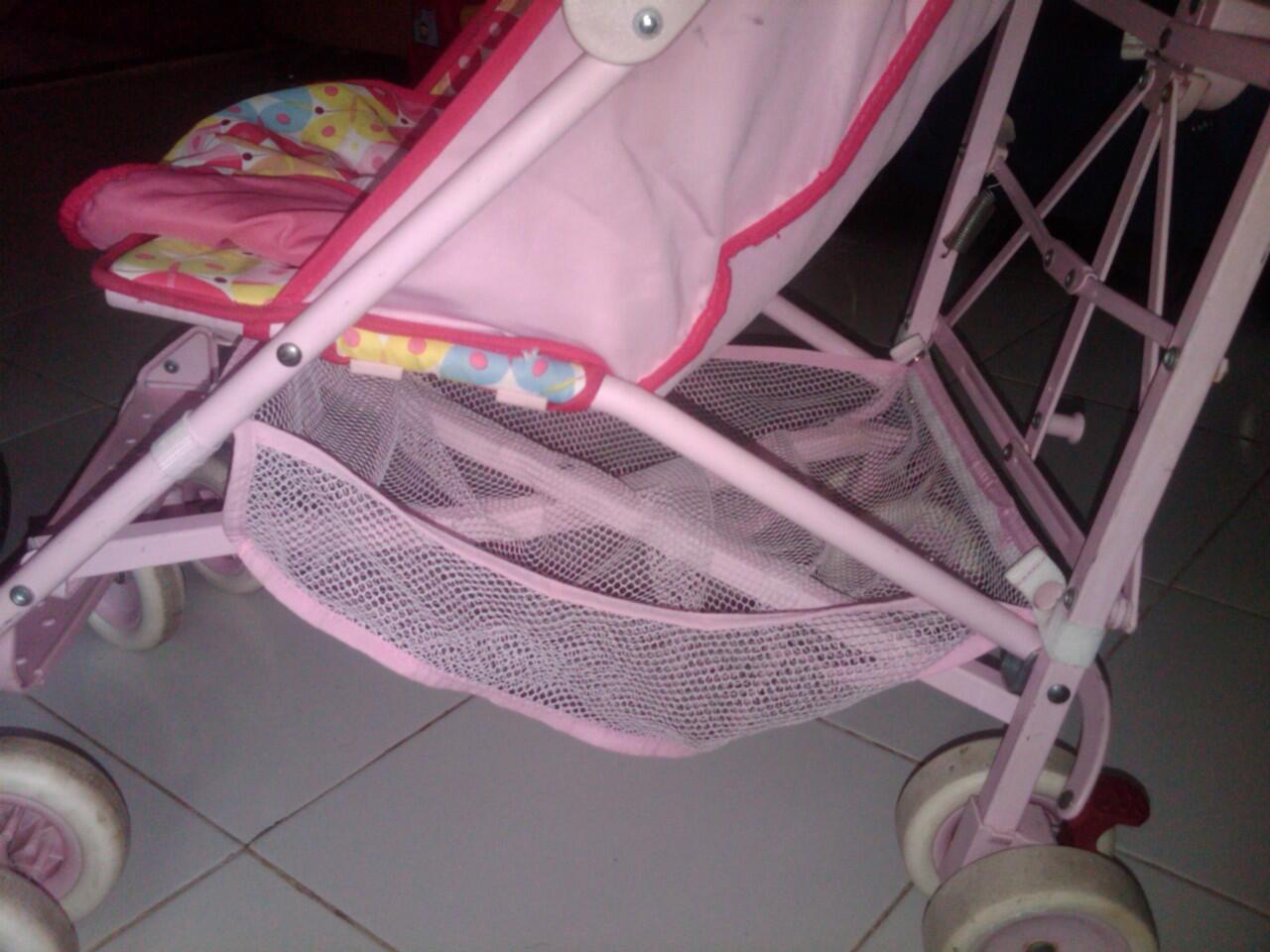 Stroller Mothercare ( type JIVE ) orignl