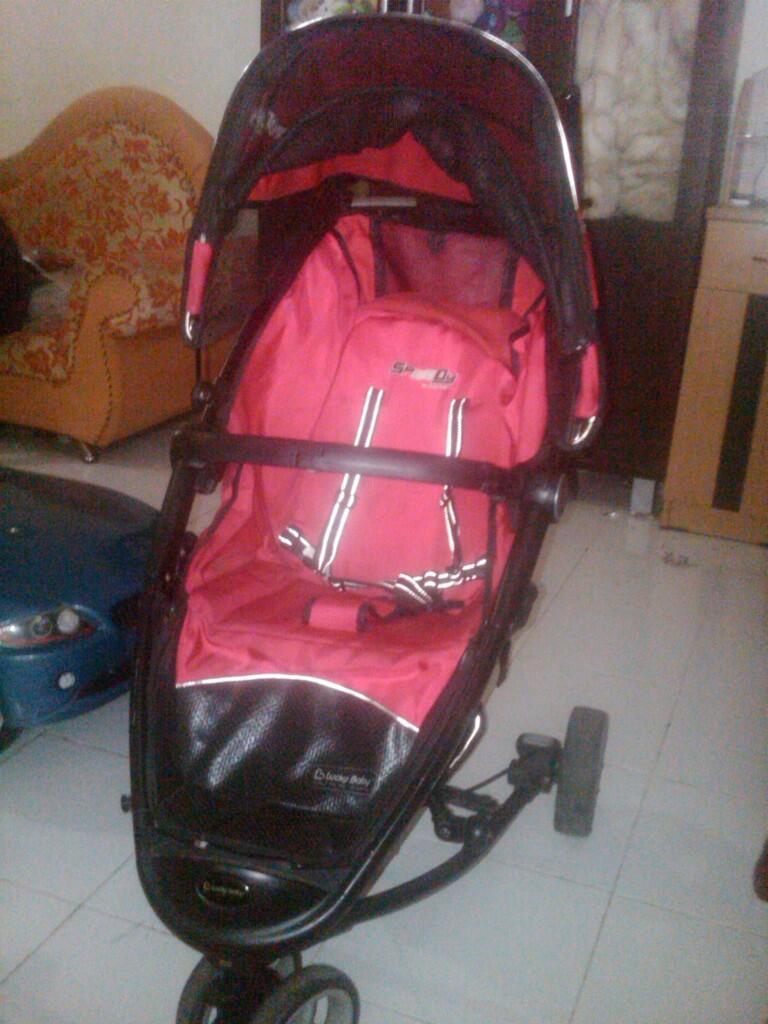 Stroller LuckyBaby ( speedy)