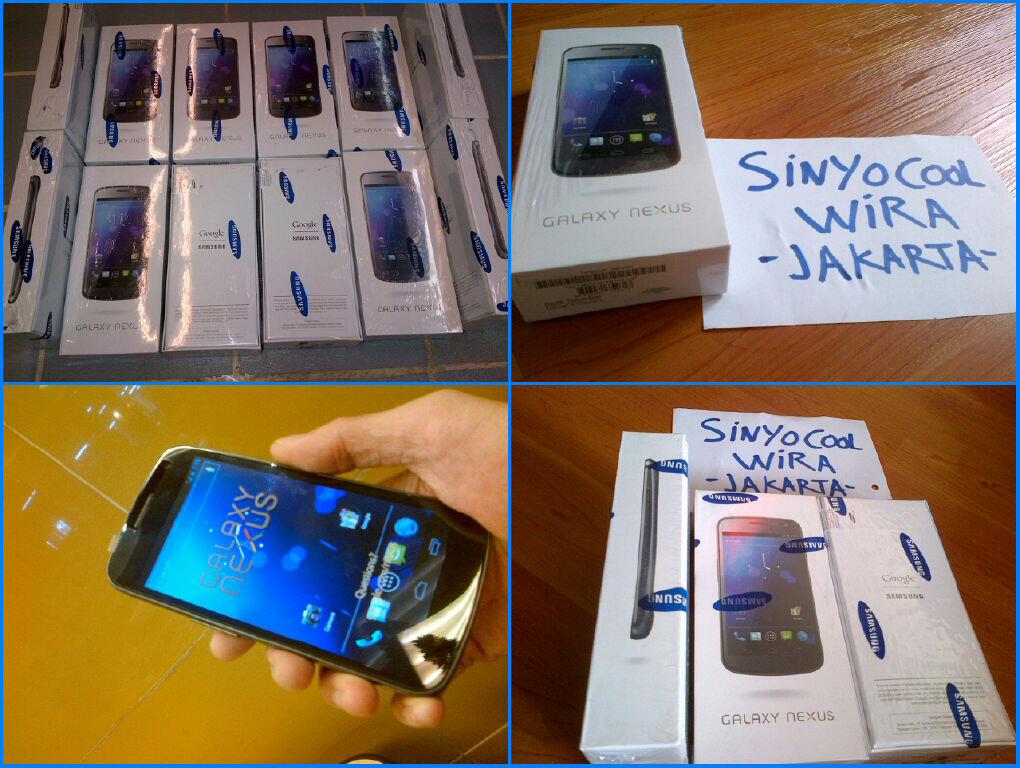 Samsung Galaxy Nexus i9250 BNIB