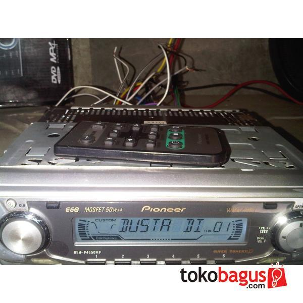 HEAD UNIT PIONEER DEH-4650MP