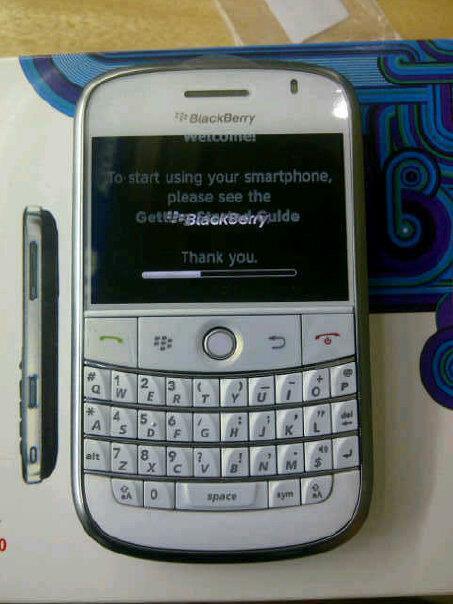 Blackberry Bold 9000 gsm Jakarta Pusat