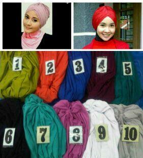 Hijabers style murmer (maroko antem,ninja silang,ciput balqis,pasring,peplum skirt)