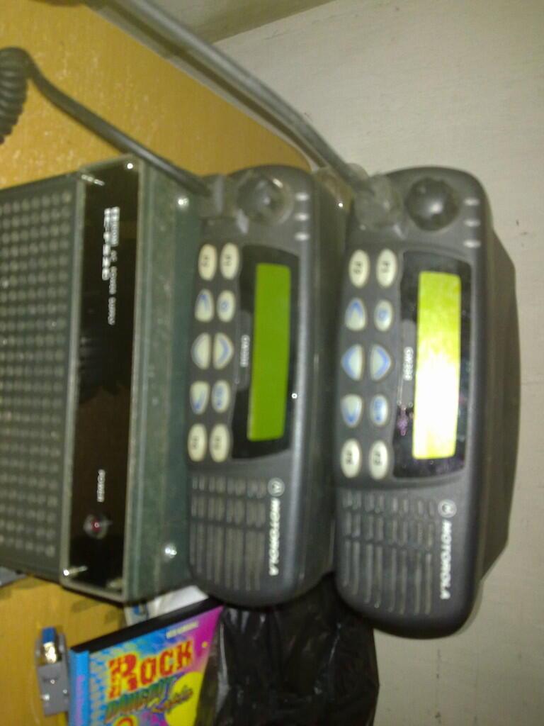 Jual Motorola radio GM338 VHF