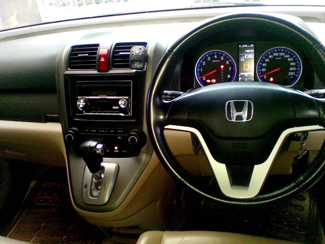 HONDA CRV 2400 CC TAHUN 2008