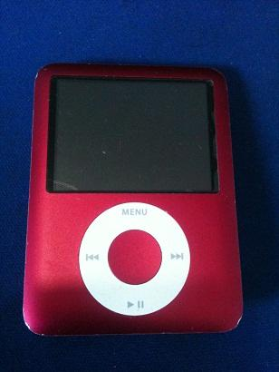 Ipod nano 3rd 8gb Product RED Limited