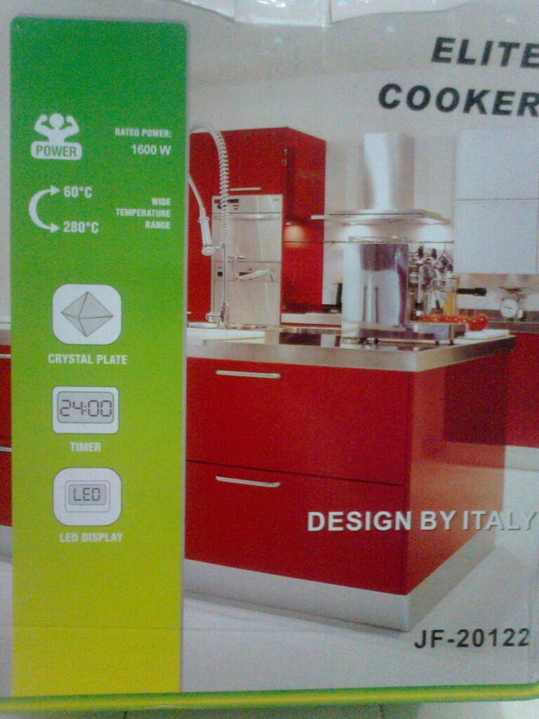 COOKER ELITE Jf 20122 Produk ITALY