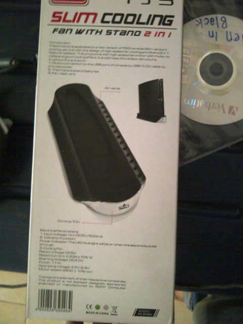 COOLING FAN PS3 & XBOX 360 [ BIAR TETEP ADEM ]