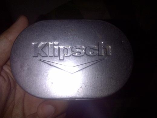Dijual Headset Klipsch Image S4i whitefor Ipod Iphone Ipad