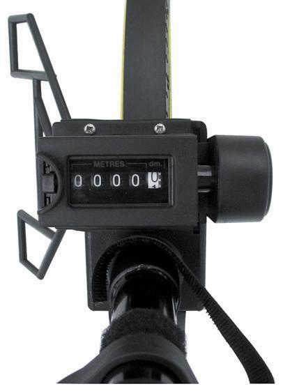 Meteran dorong Roda Measuring Wheel CLL-400