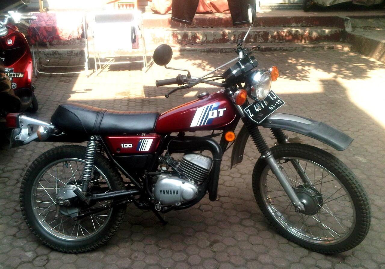 Yamaha Enduro 1982 Koleksi - Bandung