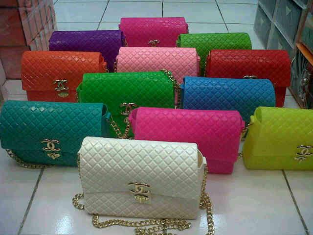 Dompet Hermes, Tas Jelly Bag,dll..... Murah, fashionable,.... mau???