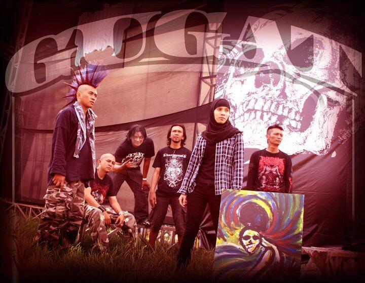 Ujungberung, wilayah penghasil Band Metal yang mendunia