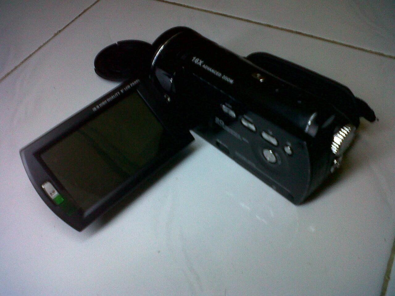 Handycam Spectra Camcorder DX10 Vertex Murah Meriah (Nyesel ga masuk)