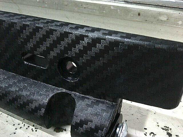 Jual Plat holder JDM Carbon 3D dan 2D