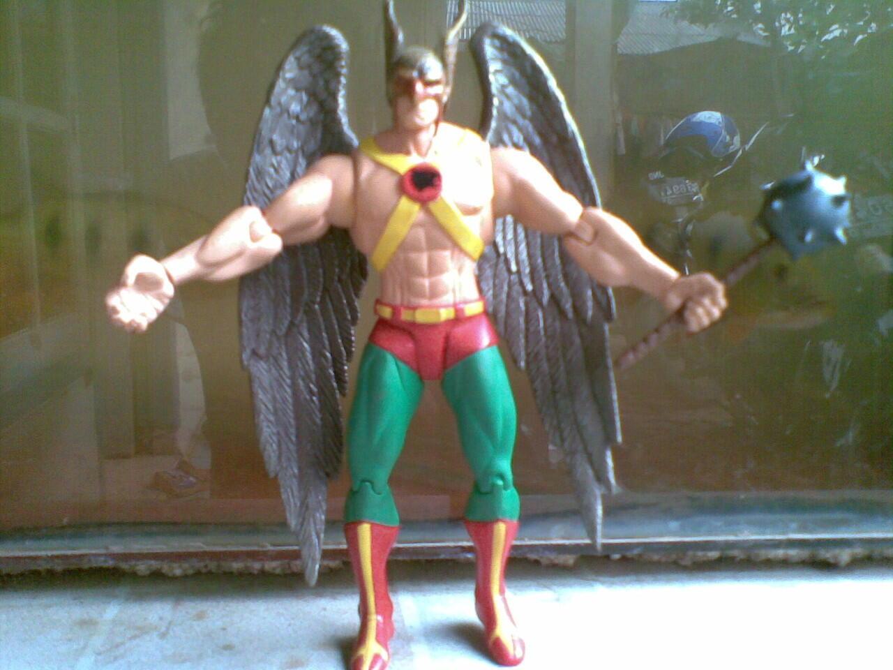 HAWKMAN action figure