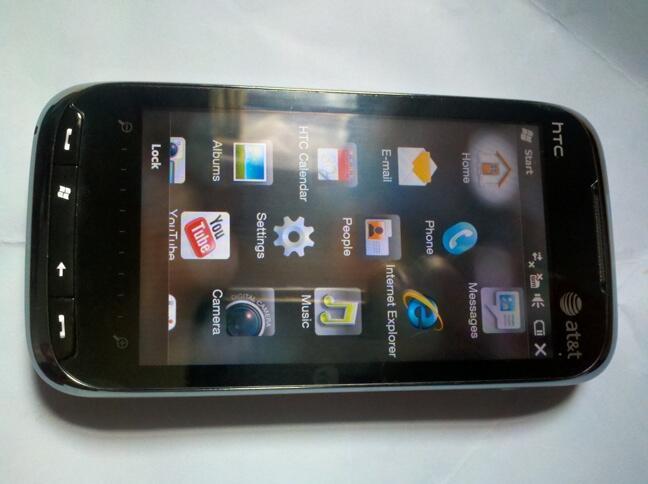 HTC Touch Pro2 Tilt 2 T7377, SMARTPHONE CANGGIH & LANGKA, WINDOWS, Mulus 95%, Bandung