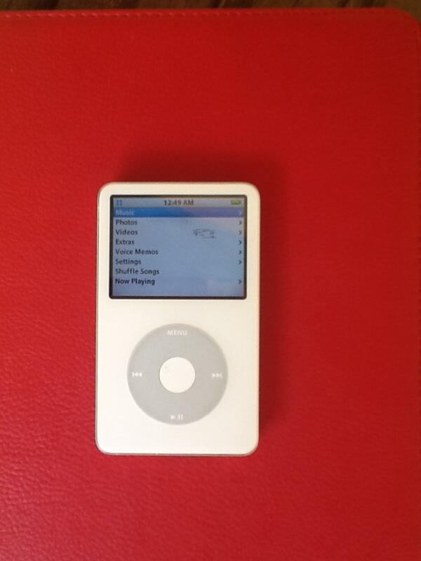 iPod classic/video 30gb