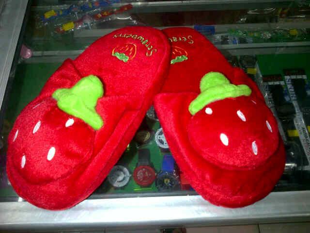 Jual Boneka & Sandal Tidur Berkualitas !!
