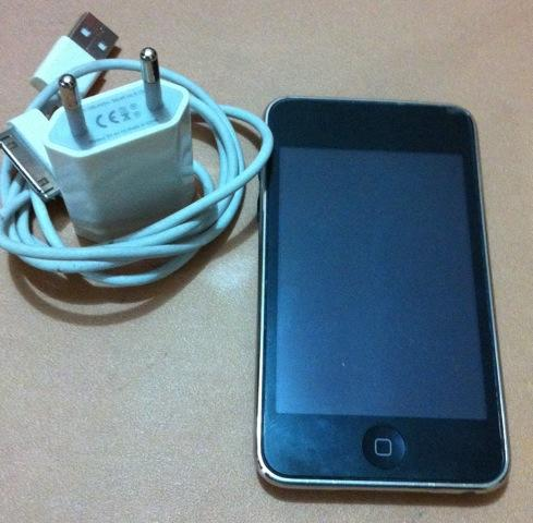 iPod Touch 3Gen 32GB Black second